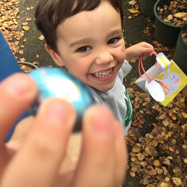 Happy Easter everyone! Thank you @tamaratubbs and @cmjct for letting me use this photo of my gorgeous nephew! #merimeri #happy #beautiful #love #family #smile #easter #eastereggs #easteregghunt