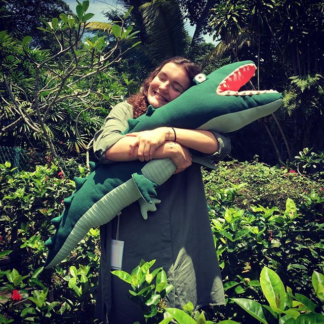 I have a problem...my 19 year old daughter won't give this rather splendid fellow back! I'm going through the latest Meri Meri samples - they are truly amazing! Viewing highly recommended! Next order round closes 7th May. #merimeri #merimeriparty #softtoys #tropicalgarden #happiness #nevertooold