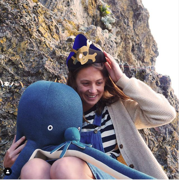 Cosmo says 'you are never too old for a cuddly animal friend 🦑'Cosmo Jr would agree with him but he is asleep!@merimeriparty #merimeri #merimeriparty #plushie #stuffedanimals #octopus #cute #pirate #marinelife #singaporeshopping #gooddesign #picnic #beachpicnic #partyideas #picnicideas #babytoys #babyrattle