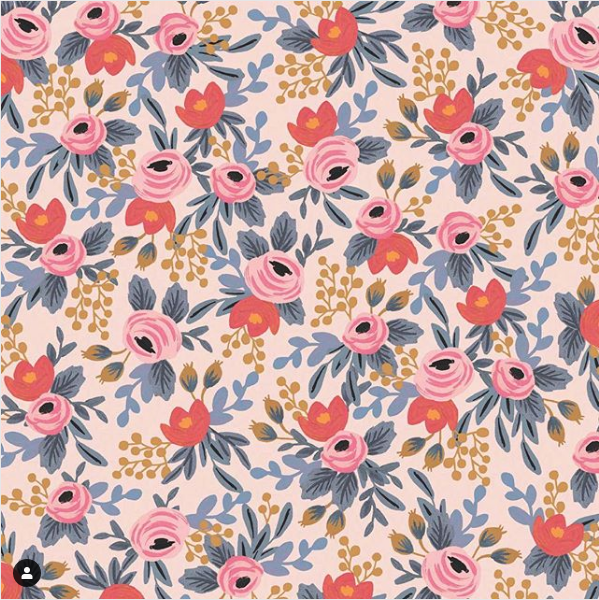 Textures of @riflepaperco - Wrap your gift in this Fable print wrapping paper and head down the rabbit hole... no matter how late for a very important date you are, surely your present will go down a treat! #giftideas #stationery #singapore #sgig #design #illustrator #flowers #import #riflepaperco #aliceinwonderland #rabbit